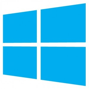 The Windows 8 logo