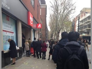 Chaos at Argos