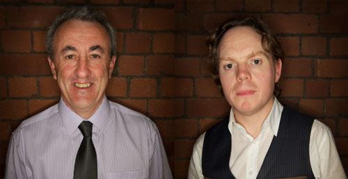 Ian Molyneaux and Andy Still